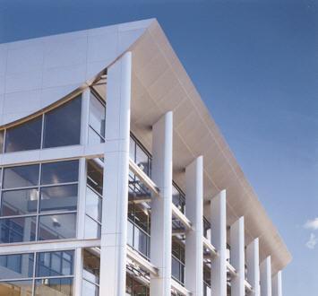 PVDF Aluminium Composite Panels for Cladding Wall