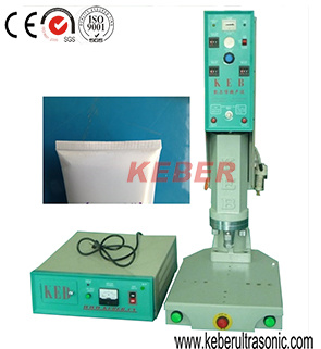 Small Plastic Welding Machine (KEB-1526)