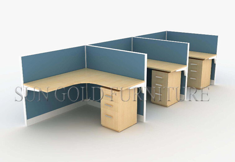 Modern Office Furniture Office Partition Cubicle Office Workstation