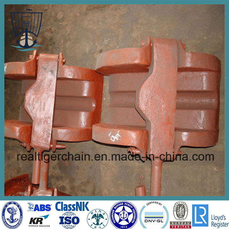 Bar Type Anchor Chain Stopper with Certificate