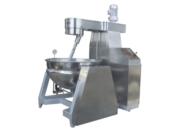 Industrial Electric Multifunction Cooking Pot with Mixer