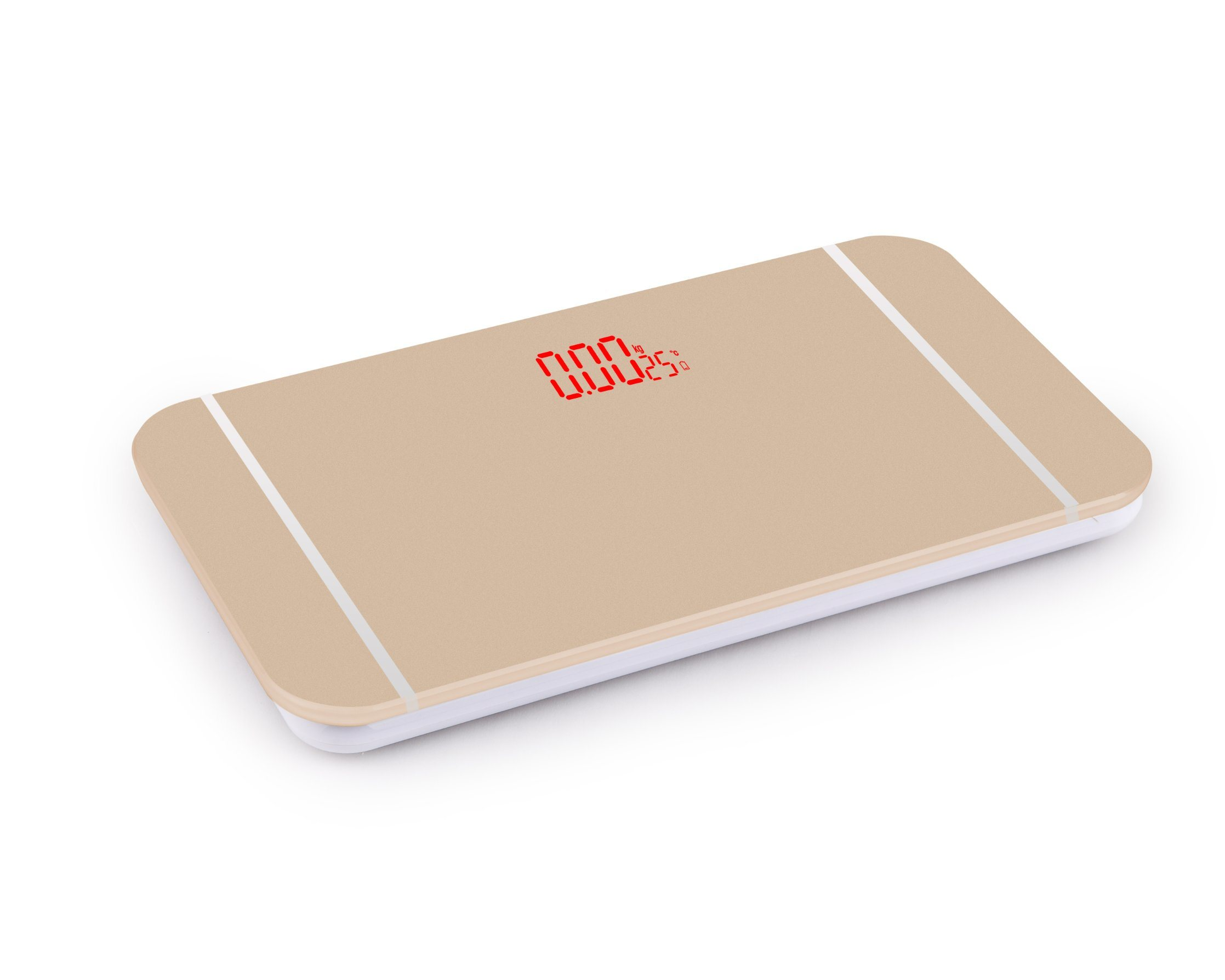 LED Mini Bathroom Scale with Innovate Design (FB913)