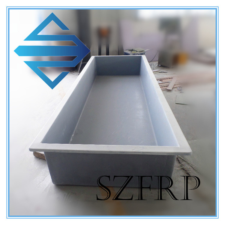 FRP Fish Farm Tank, Fiberglass Aquaculture Tanks