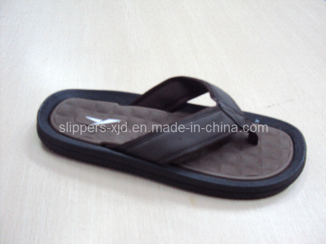 Hot Men Fashion Beach PE/EVA/Rubber Slippers
