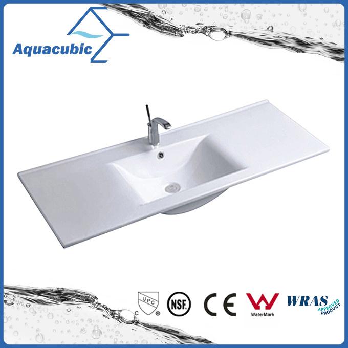 Sanitary Ware Bathroom Sink Hand Wash Ceramic Basin
