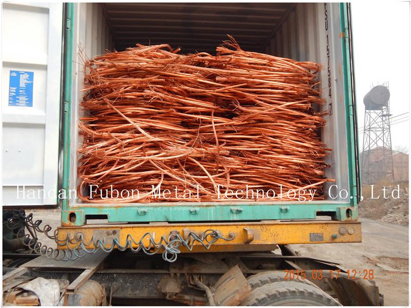 High Quality Copper Wire Scrap Pure 99.99% / Copper Scraps