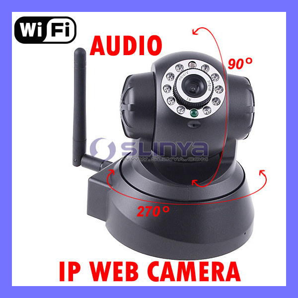 IP Wireless Webcam Camera Night Vision WiFi Cam Adult Swim
