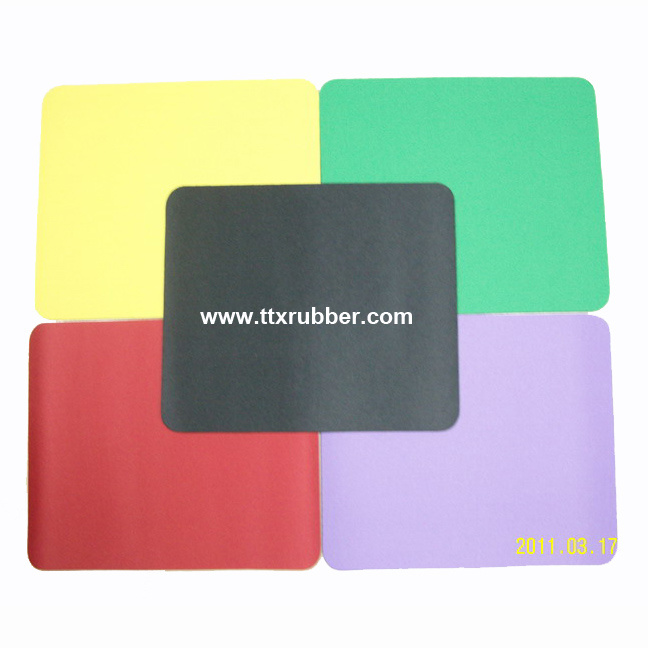 Custom Printing Advertising Promotion Gift Rubber Mouse Mat