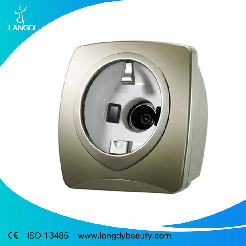 Digital Skinscope Skin Scanner Analyzer for Facial Care Beauty Equipment