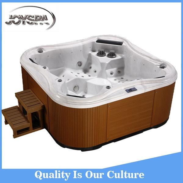 Square Massage Hot Tub