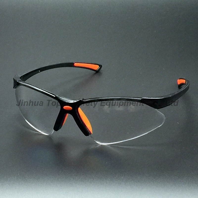 Lightweight PC Lens Sporty Safety Glasses (SG125)