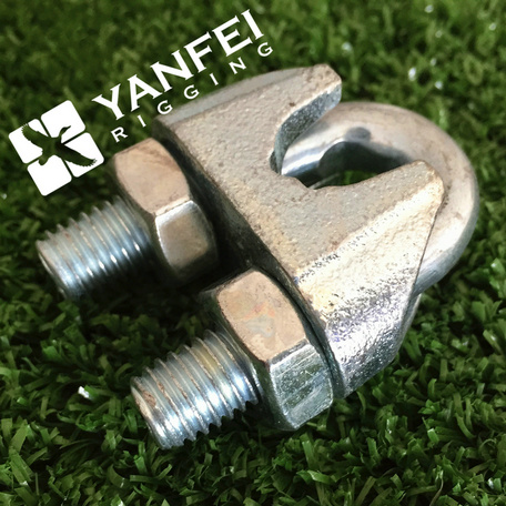 Wire Rope Clip DIN741 for Wire Rope