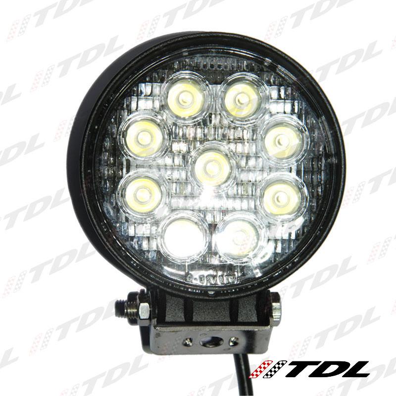 27w Led Work Light : Led work light w lumens tdl china