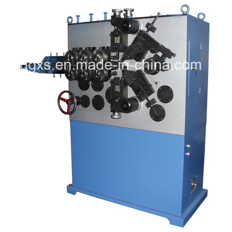 Automatic Mechanical Spring Coiling Machine (GT-MS-6B)