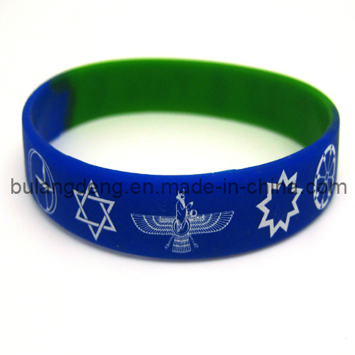Cheap Gift Silicone Wrist Band