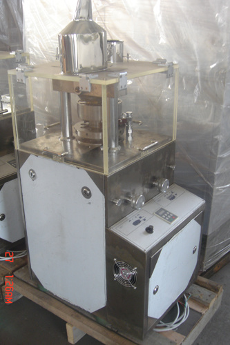 SGS Lab Type Rotary Tablet Press Zp5 / Zp7 / Zp9
