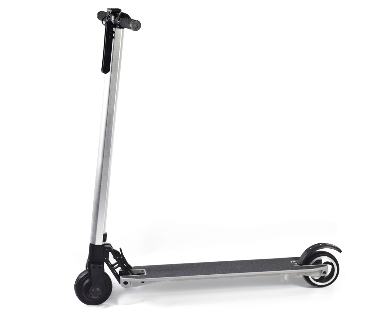 Outdoor 5inch Foldable Electric Kick Scooter with LED Display