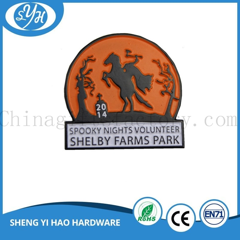 Souvenir Promotion Gifts Metal Badge