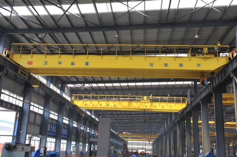 Double Girder Overhead Crane - Remote Control