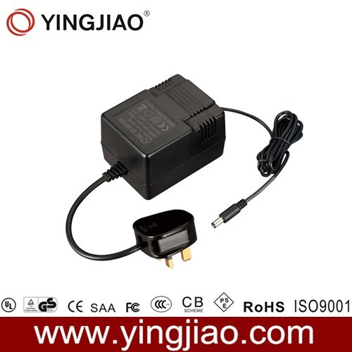 40W AC DC Adapter with CE