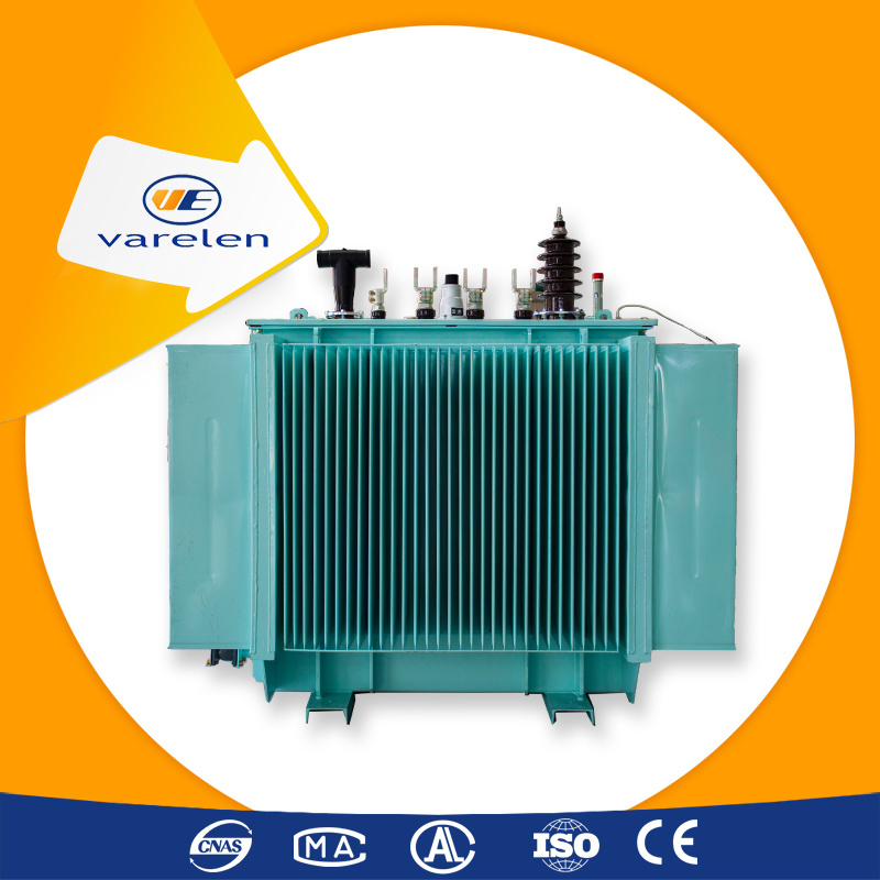 Power Usage Oil Cooled Two Coil Transformer 800kVA High Quality Low Price