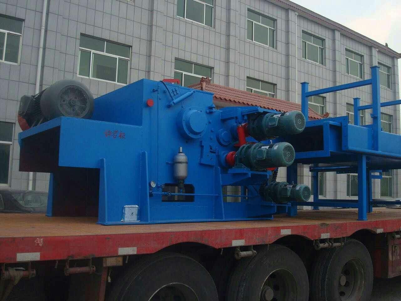 Ly-318d 30-35t/H Drum Type Wood Chipper Machine Price