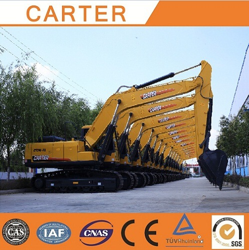 Carter CT220-8c (22t) Multifunction Heavy Duty Crawler Backhoe Excavator