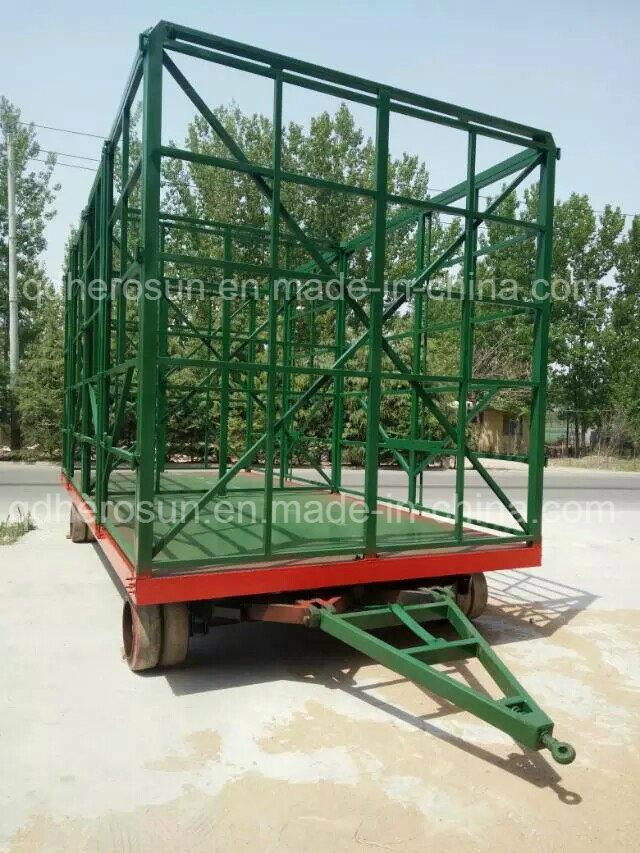 20 Tons High Railing Trailers