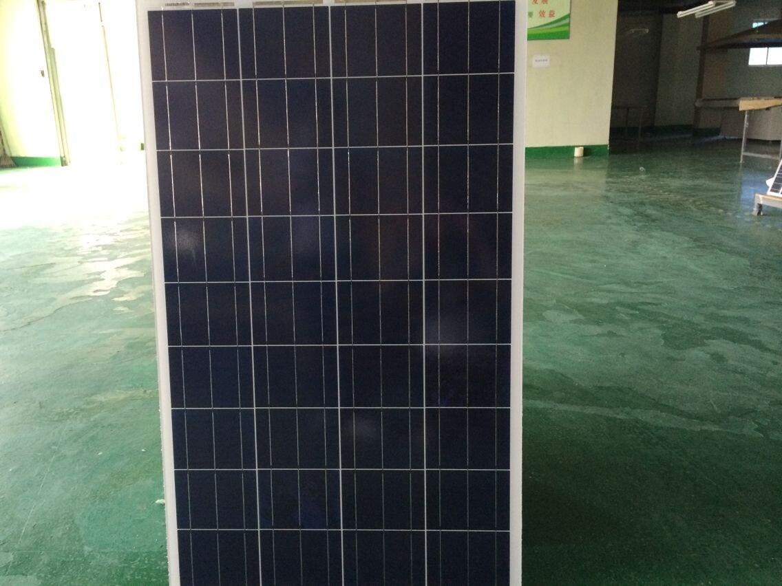 Polycrystalline 100W Solar Panel