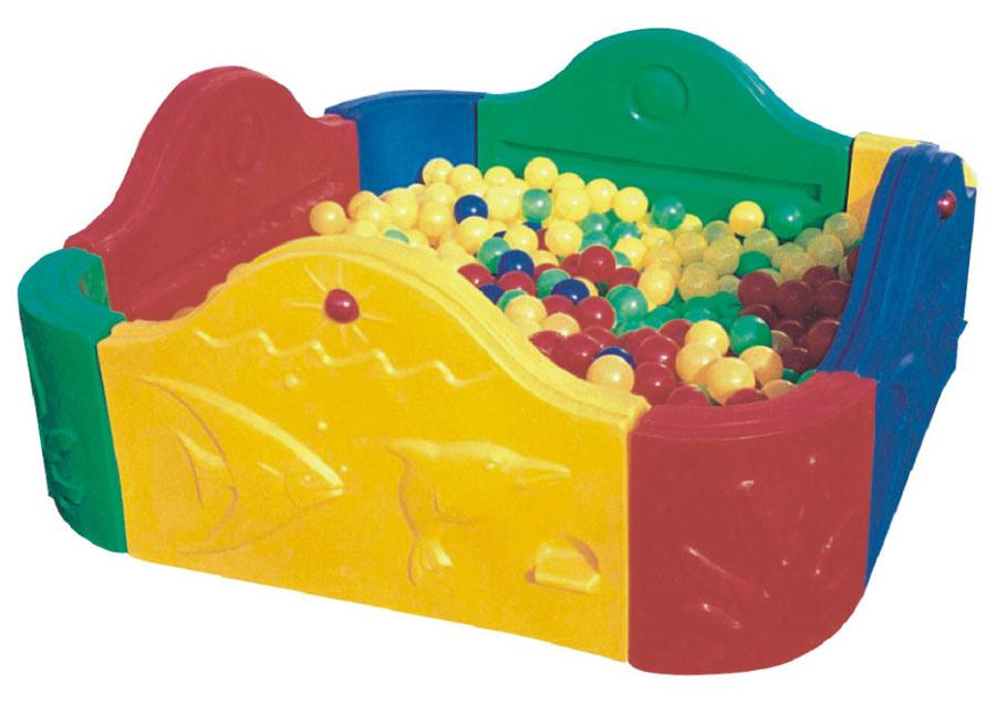 Regroupement en plastique de boule hld7901 regroupement for Piscine plastique