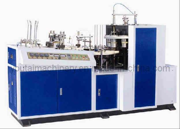 Full Automatic Paper Bowl Forming Machine (YT-LII)