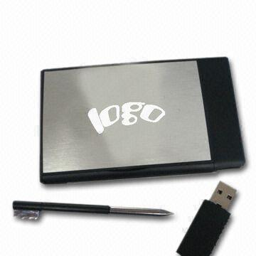 Multi-Functional USB with Pen and USB Insert with Memory for Easy Carrying