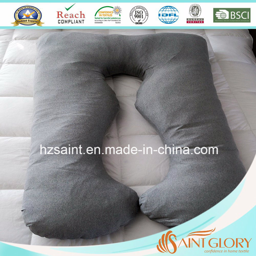 U Shaped Pregnancy Maternity Pillow Full Body Pillow with Washable Pillow Cover