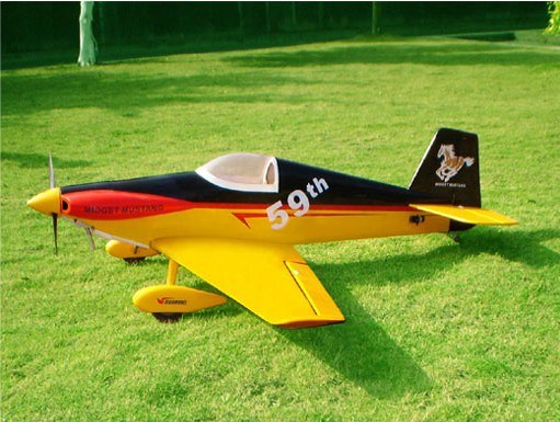 midget mustang home built aircraft