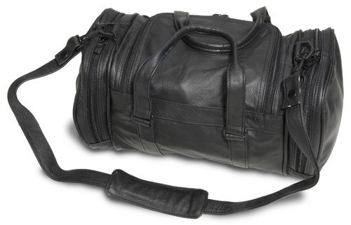 Leather Travel Duffel Bags - eBags.com
