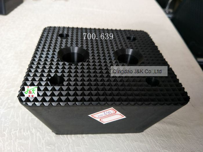 NR Rubber Anti Vibration Pad for Car Truck