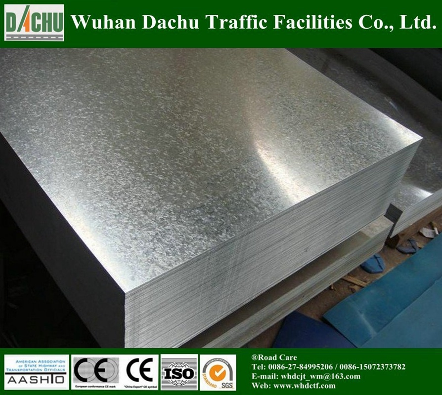 Galvanized Steel Sheet Building Material