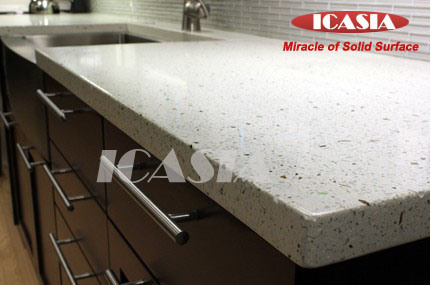 China Composite Acrylic Solid Surface Sheet For Countertop