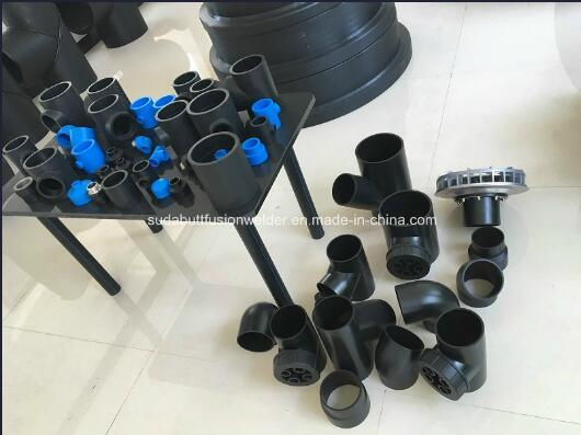 PE100 HDPE Pipe Fittings and Electro Fusion Fittings