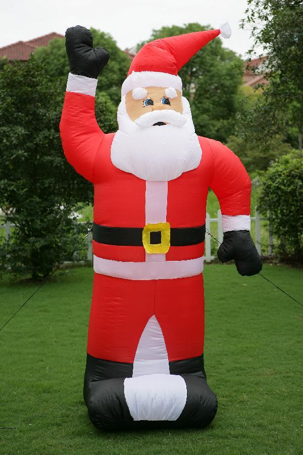Inflatable christmas decorations bbt