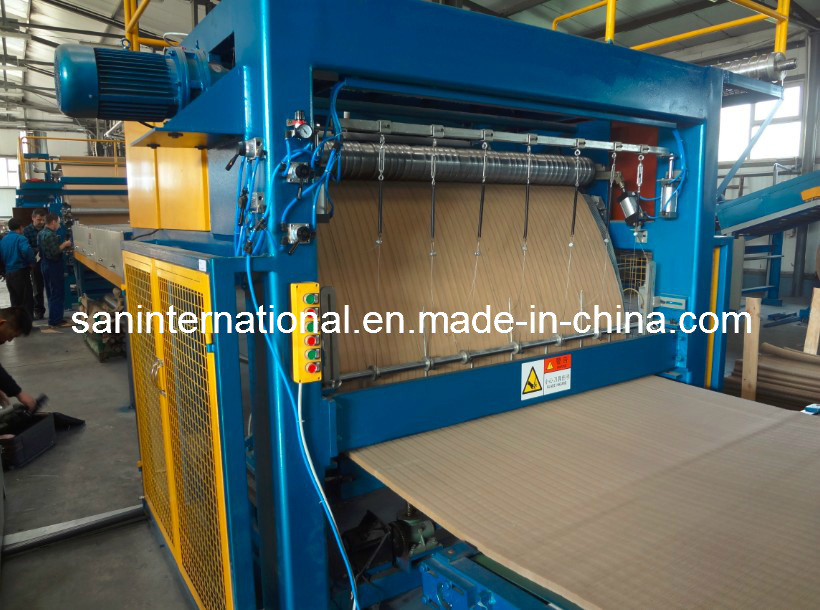 Automatic Type Paper Honeycomb Board Making Machine