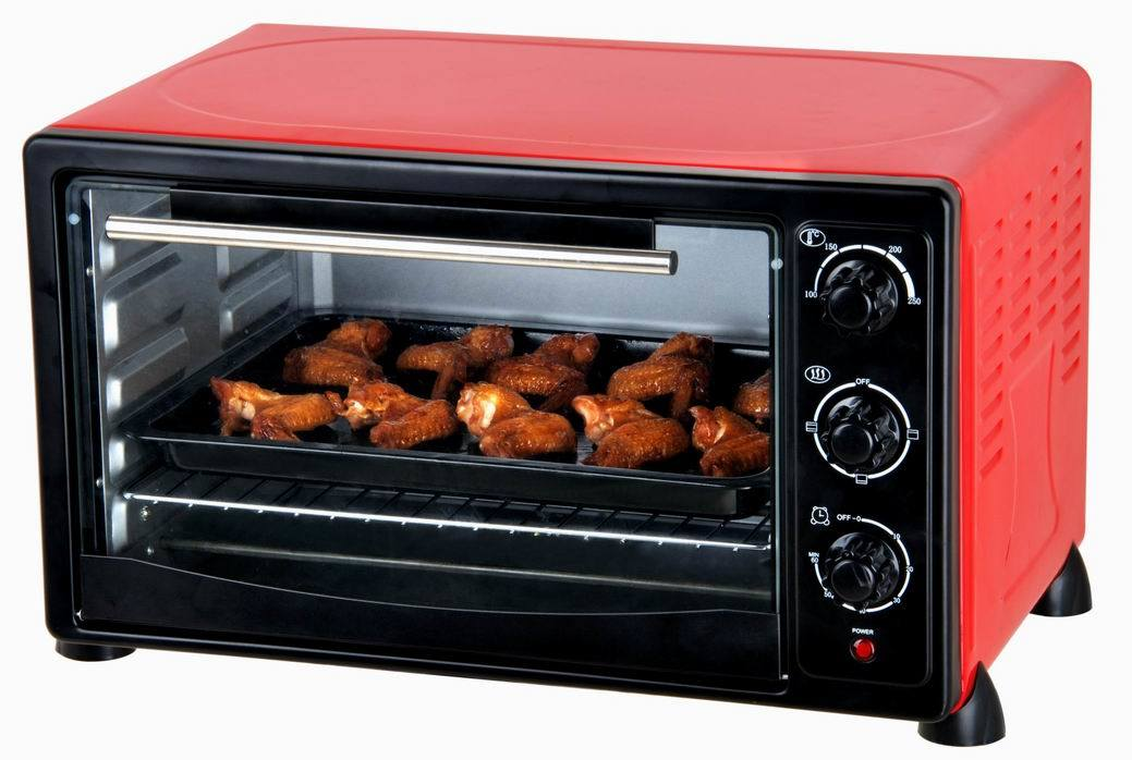 Countertop Convection Oven South Africa : 24L Electric Toaster Oven with Rotisserie and Convection Function ...