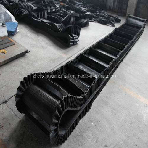 China Cleat Conveyor Belt, Cleated