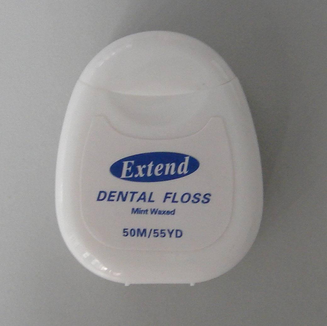 China Oval Dental Floss