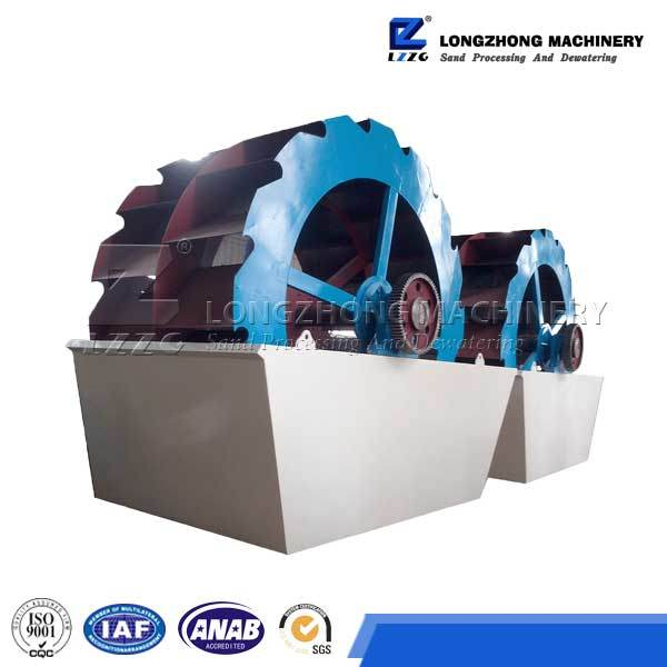 Professional Sand Washing Machine Manufacture in China