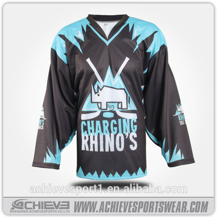 Custom Made Ice Hockey Jerseys/Shirts/Wear/Sock