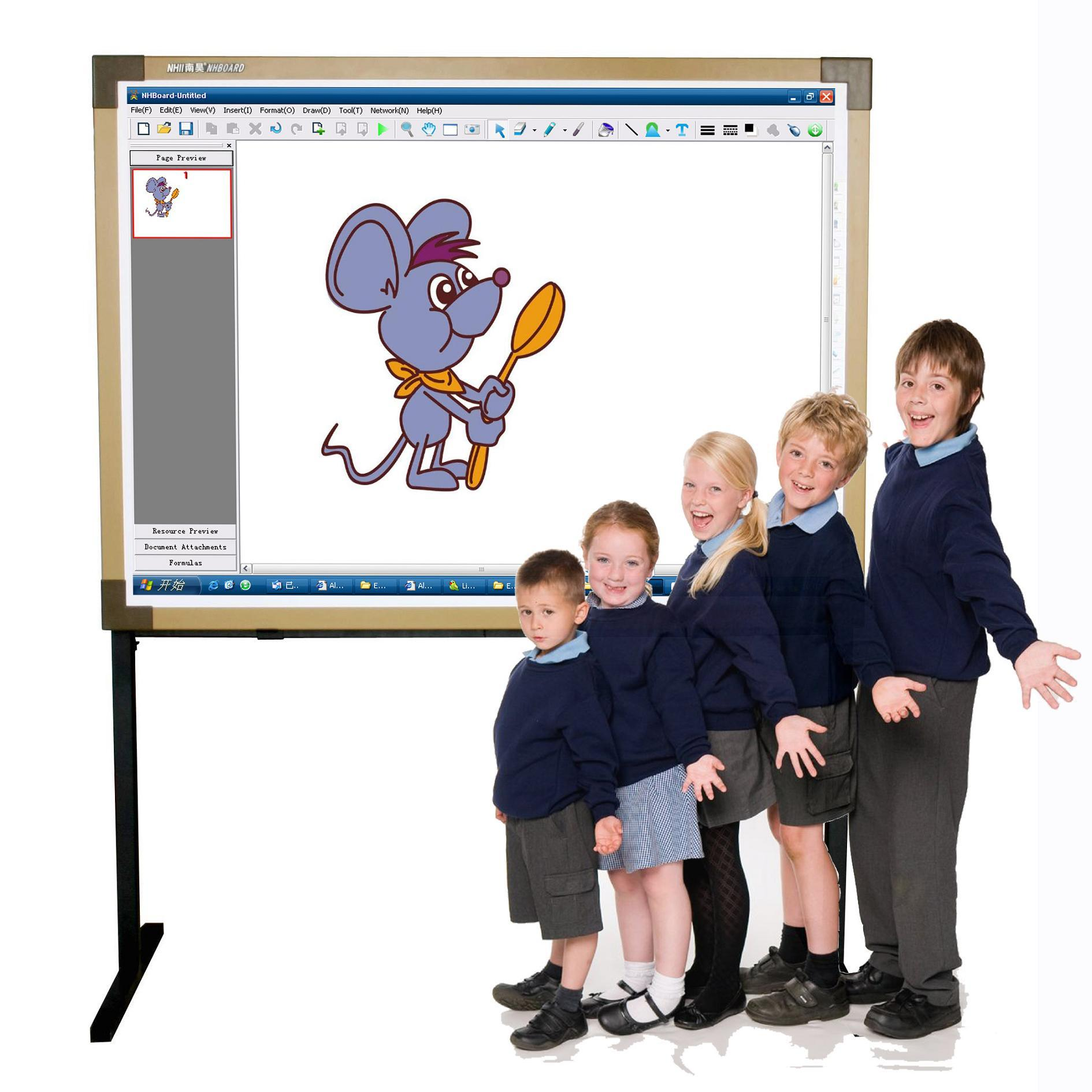 Smart Board Interactive Whiteboard Training - Lessons - Tes Teach