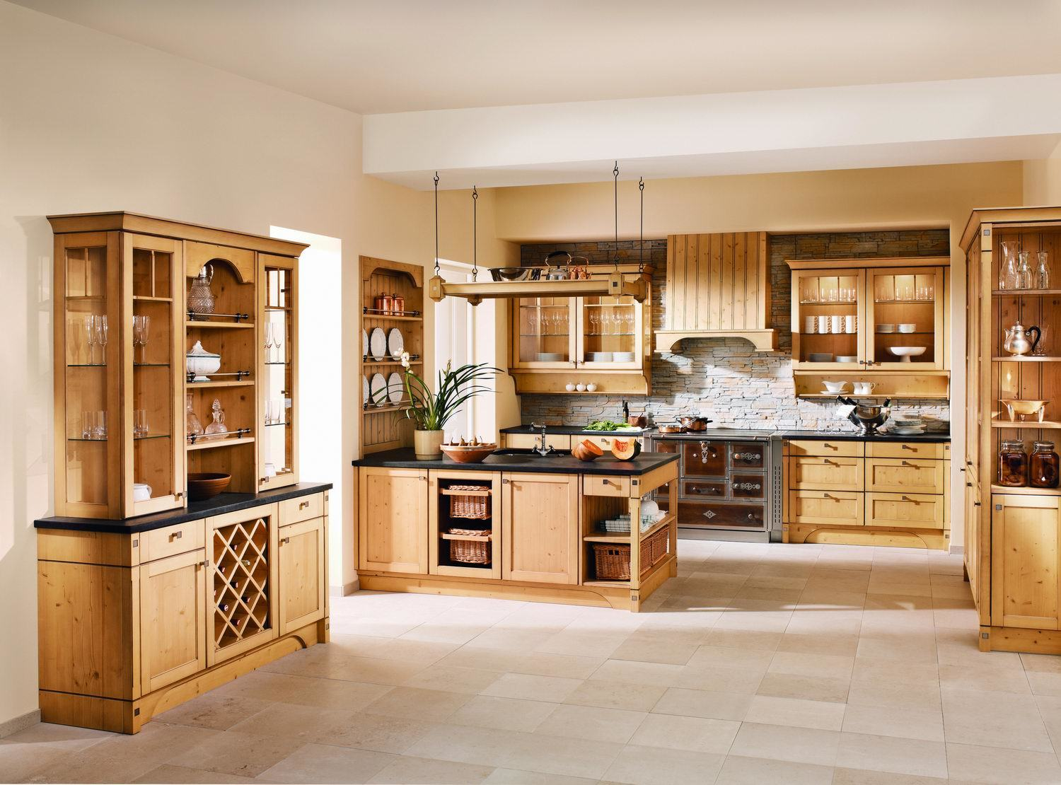 China Wood Kitchen Cabinet SLD110214 Photos Pictures Made In