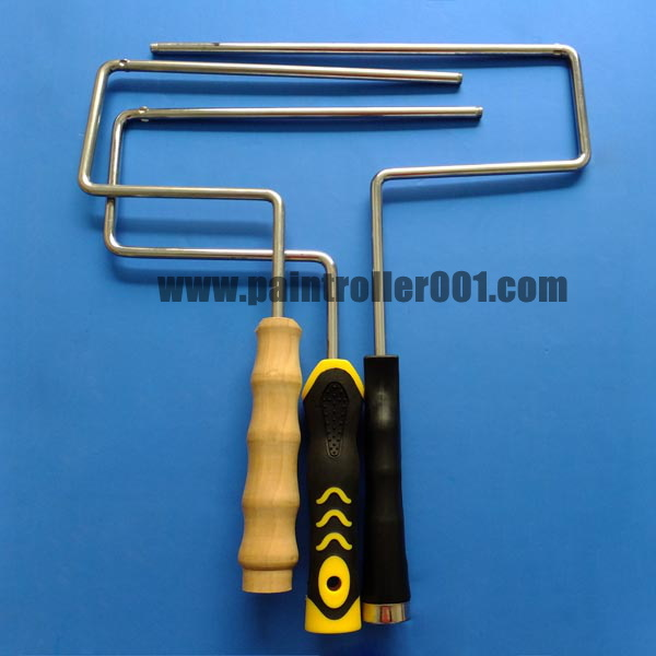 "9""10""11""12"" Heavy Duty Paint Roller Frame Handle"