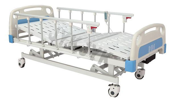 Electric Three-Function Hospital Bed
